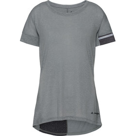 VAUDE Cevio T-Shirt Women pewter grey